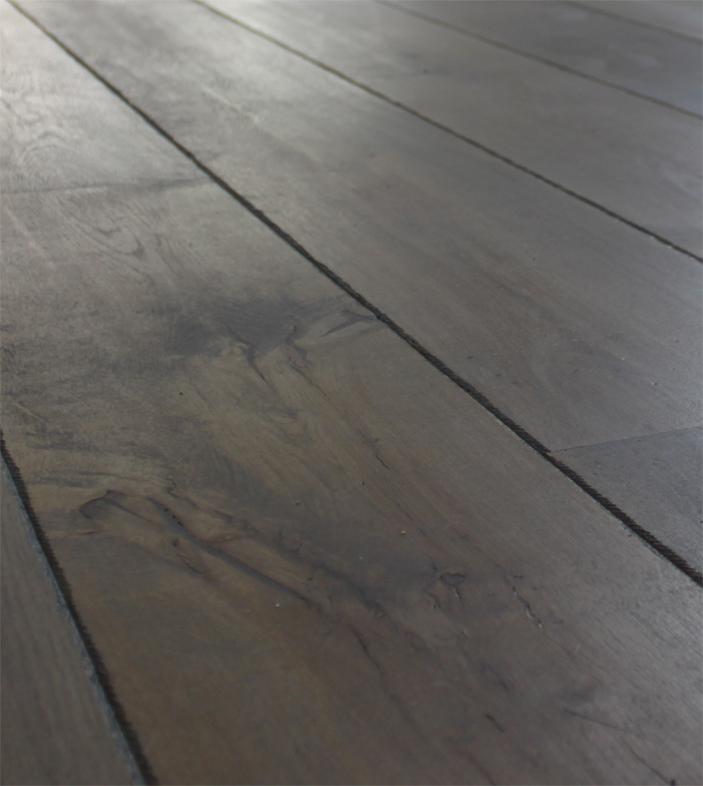 Foto 1 project verouderde houten vloer, Bouten Parket