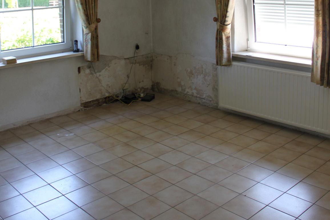 Projectfoto 1, verouderde houten vloer | Bouten Parket