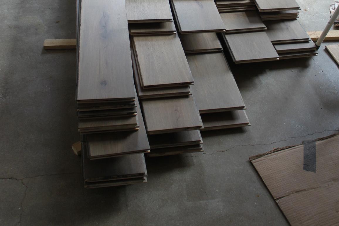 Projectfoto 6, verouderde houten vloer | Bouten Parket