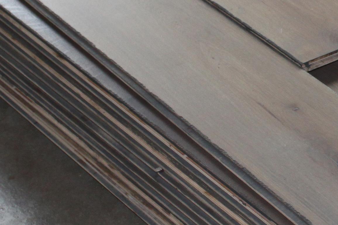 Projectfoto 7, verouderde houten vloer | Bouten Parket
