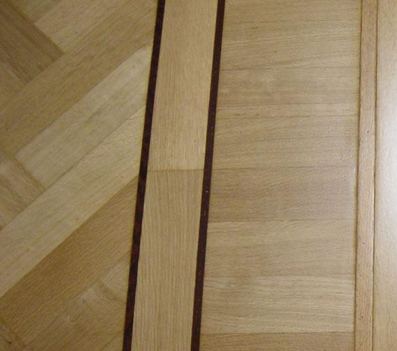 Foto 3 project renovatie visgraatvloer | Bouten Parket