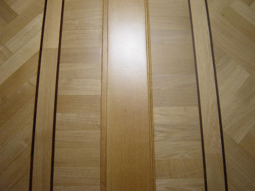 Projectfoto 8, renovatie visgraat vloer
