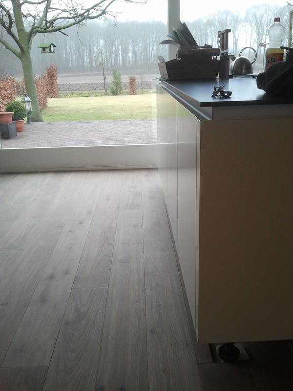 Projectfoto 1, white wash olie vloer | Bouten Parket