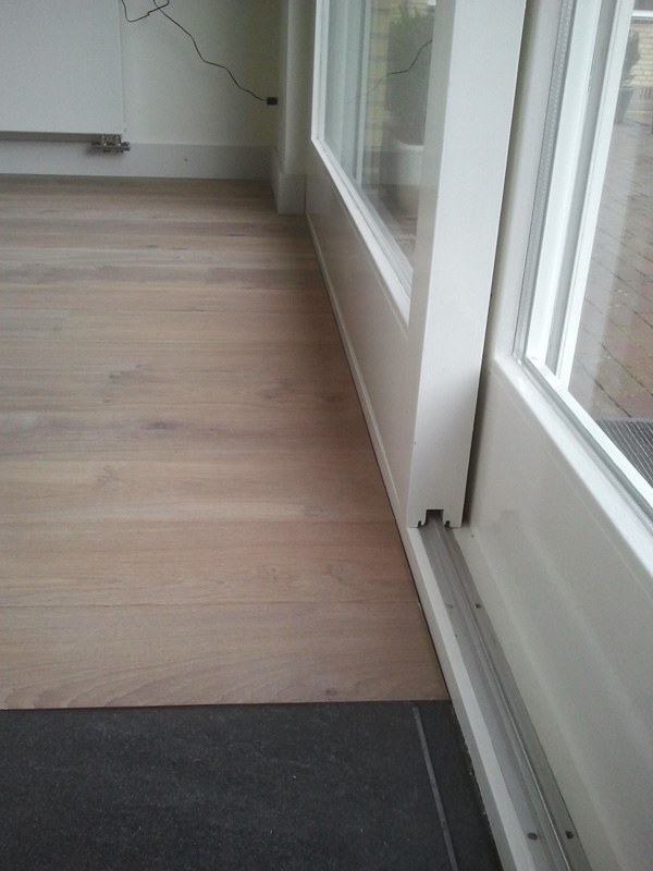 Projectfoto 4, white wash olie vloer | Bouten Parket